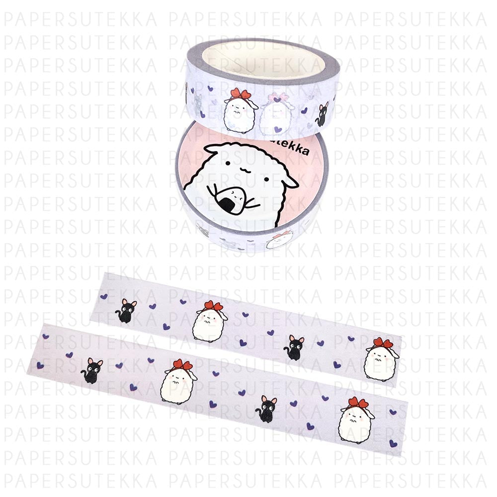 Load image into Gallery viewer, Kiki Mika Washi Tape