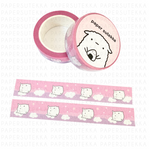 Mika Dreamy Sleeping Clouds Washi tape