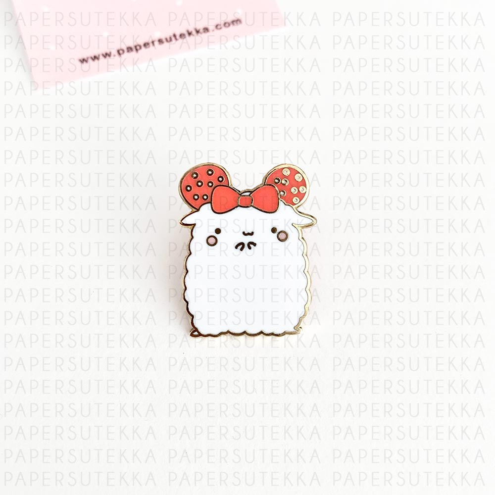 Load image into Gallery viewer, Mika Mouse Enamel Pin