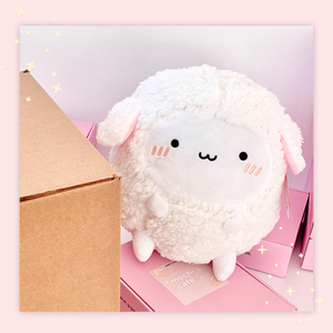 Load image into Gallery viewer, Mochi Plush