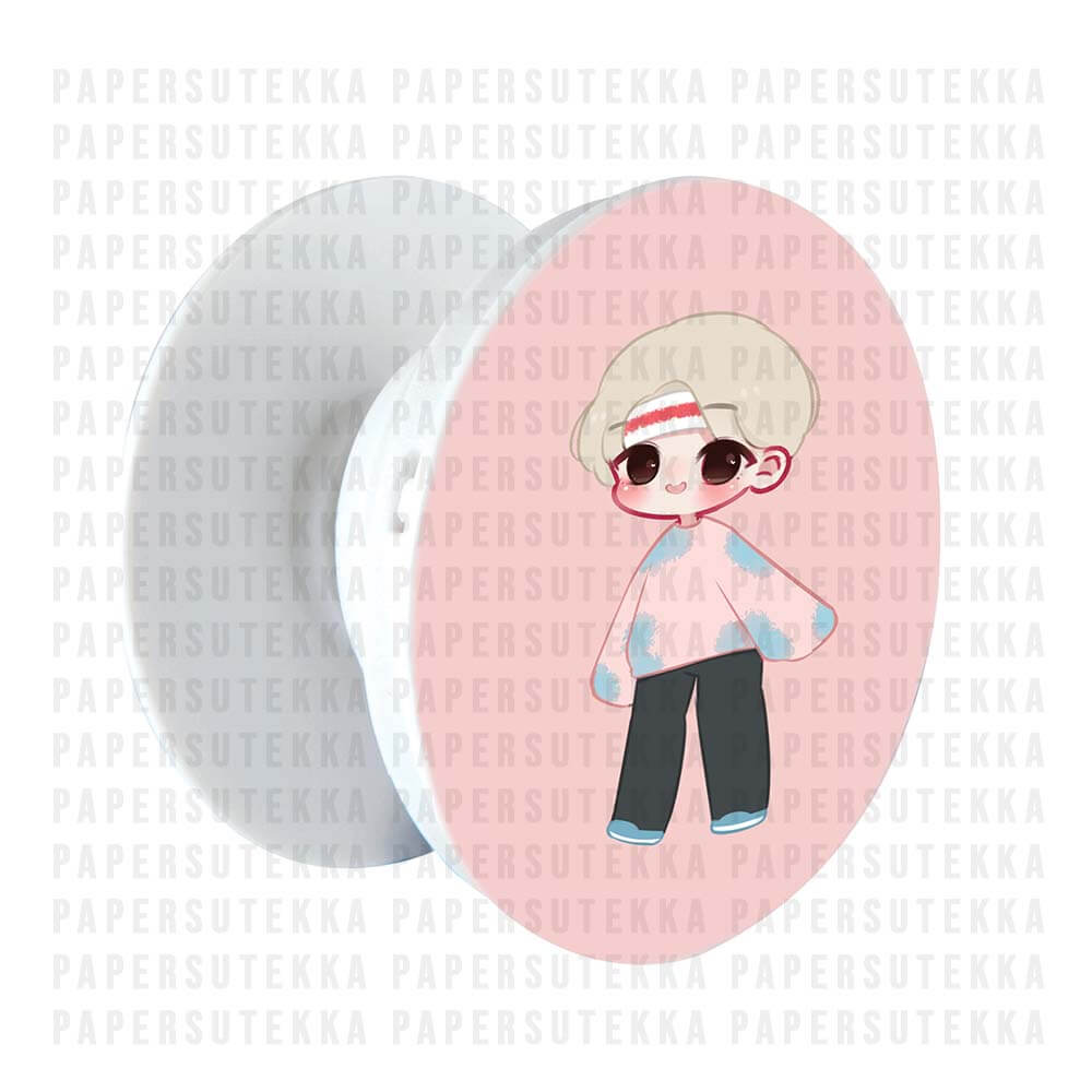 Yoongi / Suga Pop Socket