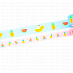 Mika Summer Fruit Party Washi Tape
