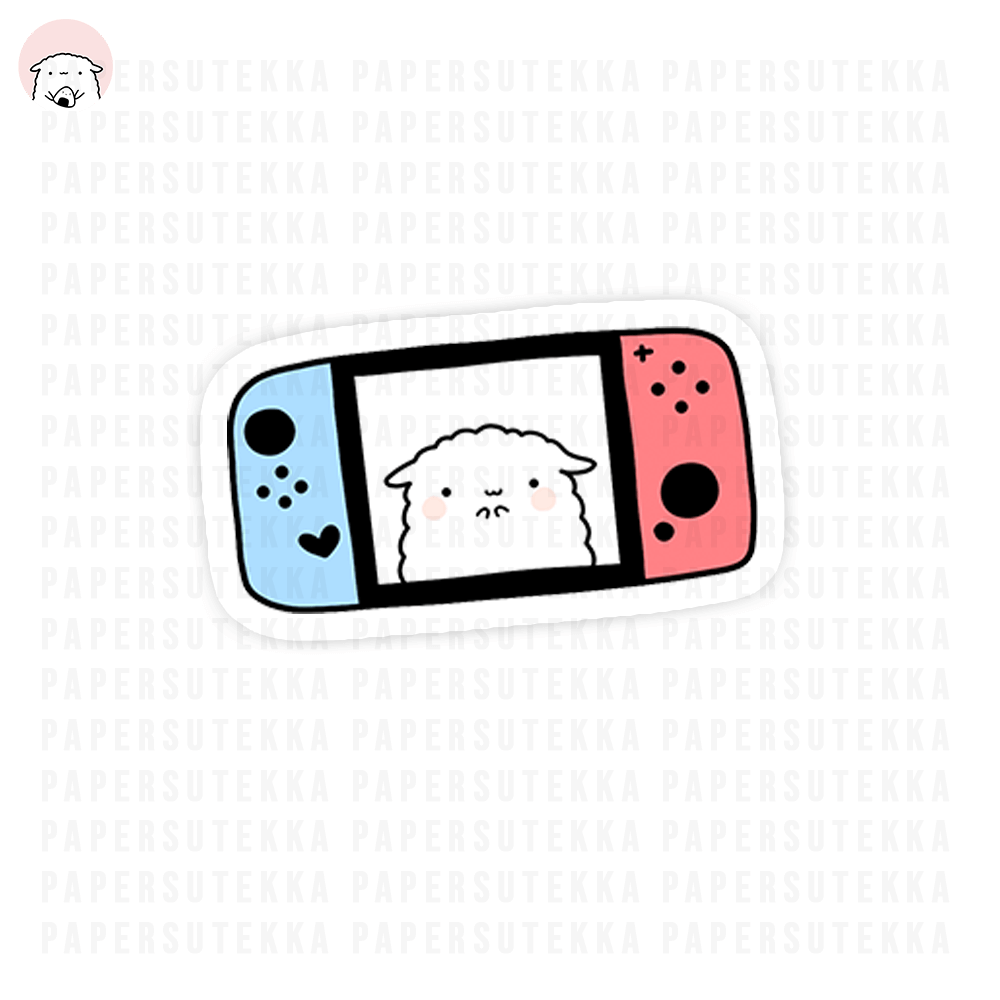 Load image into Gallery viewer, Mika Switch Console Vinyl Sticker
