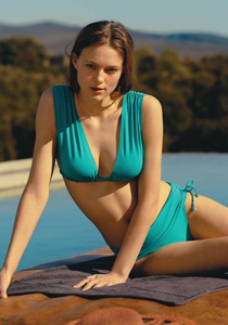 Maison Lejaby Slide Triangle Swim Top