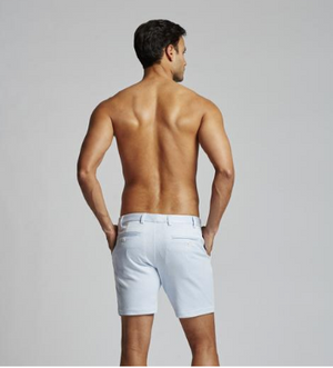 Campus Bay Textured Shorts