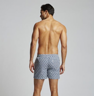 Nantucket Diamond Swim Trunks