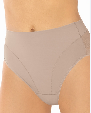 Secrets Vientre Plano (High-Waisted)