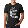 Image of EAT, SLEEP, RAVE, REPEAT TEE