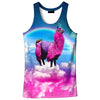 Image of THE LLAMA GOD TANK