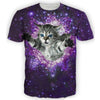 Image of SPACE CAT TEE