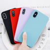 Image of Matte Color iPhone Cases
