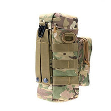 2017 Outdoor Sports Tactical Bag Camping Men's Military Bag Nylon For Cycling Hiking Climbing as Water Bottle Bag #S0