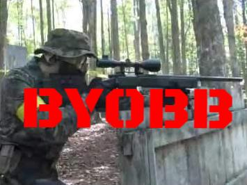 Airsoft Entry - BYOBB