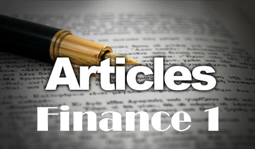1500 plus Finance articles 1