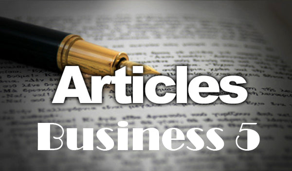 1400 plus Business articles 5
