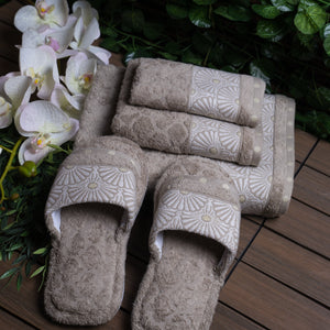Premium Set Sakura - (Slipper uk 42)