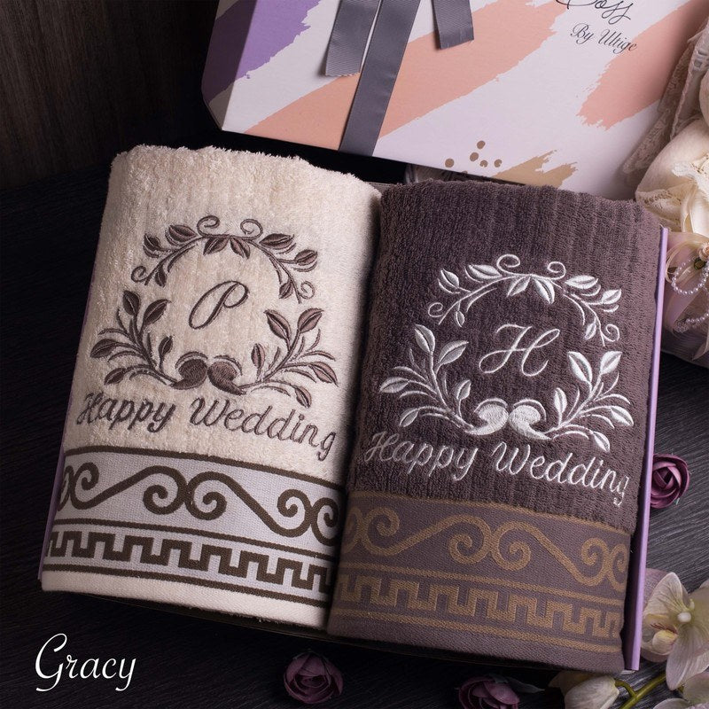 Couple Towel - Gracy