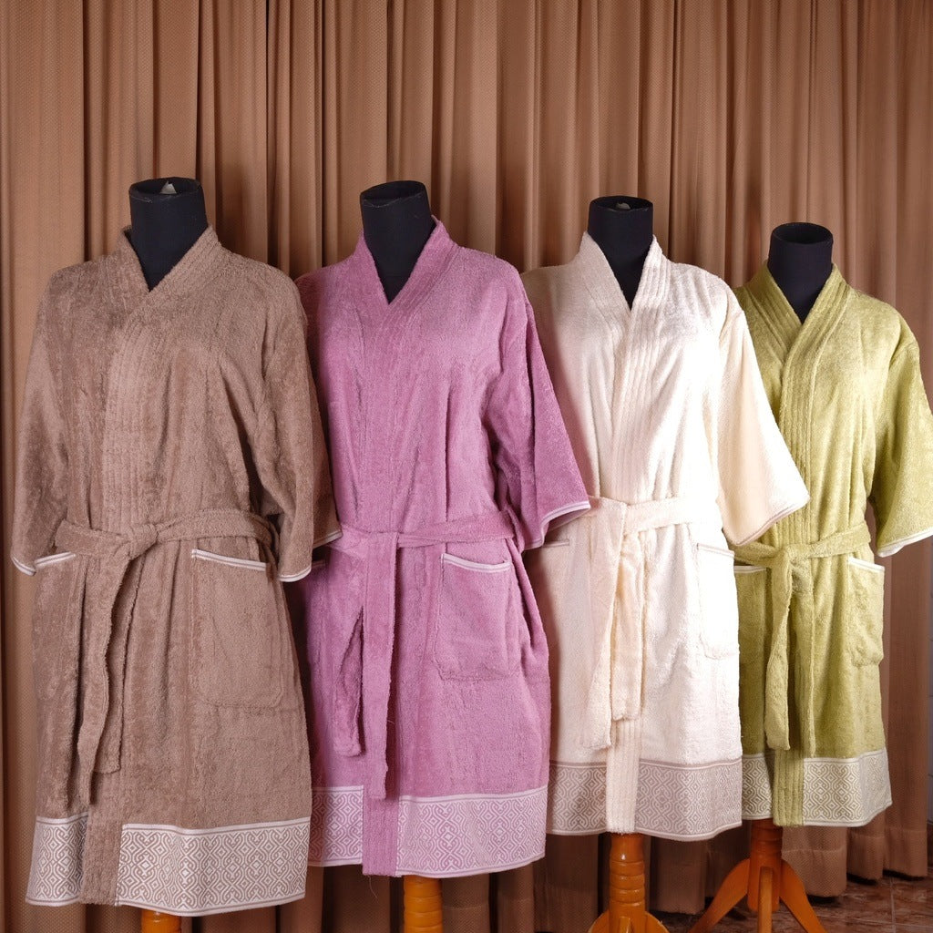 Towel Boss Bathrobe - Bianca (M)