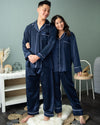 Piyama Couple - Cool Blue
