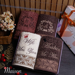 Couple Towel - Maison