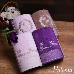 Couple Towel - Paloma