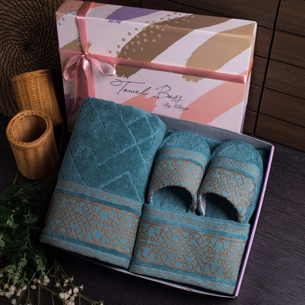 Premium Set Monaco - (Slipper uk 38)