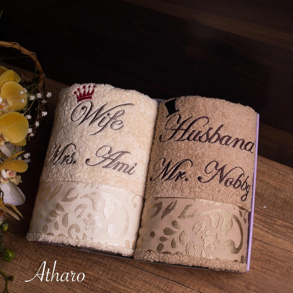 Couple Towel - Atharo