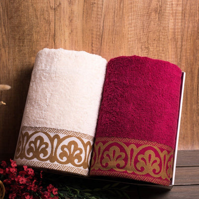 Couple Towel - Viviane