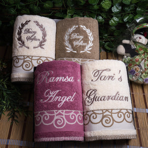 Couple Towel - Grande