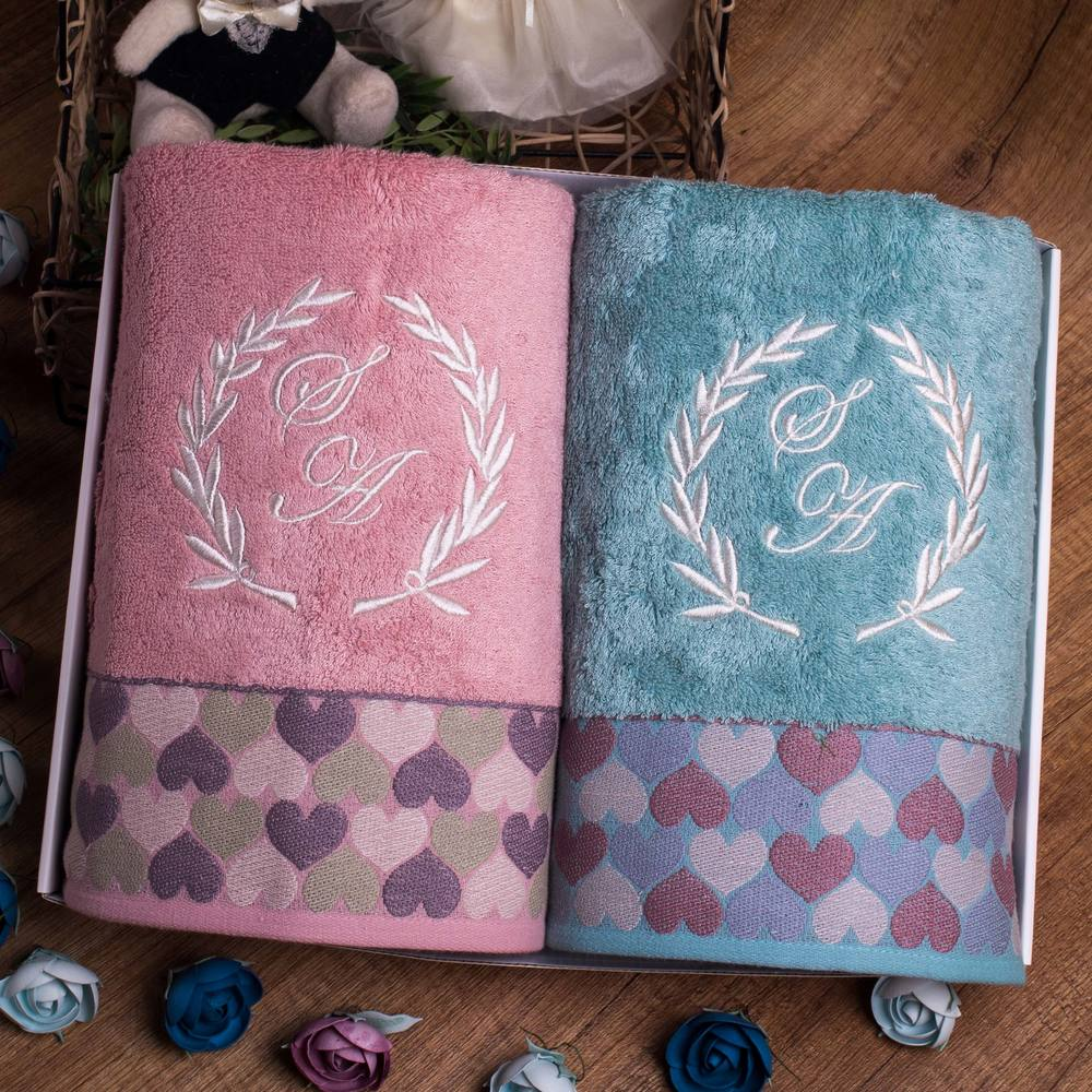 Couple Towel - Bella