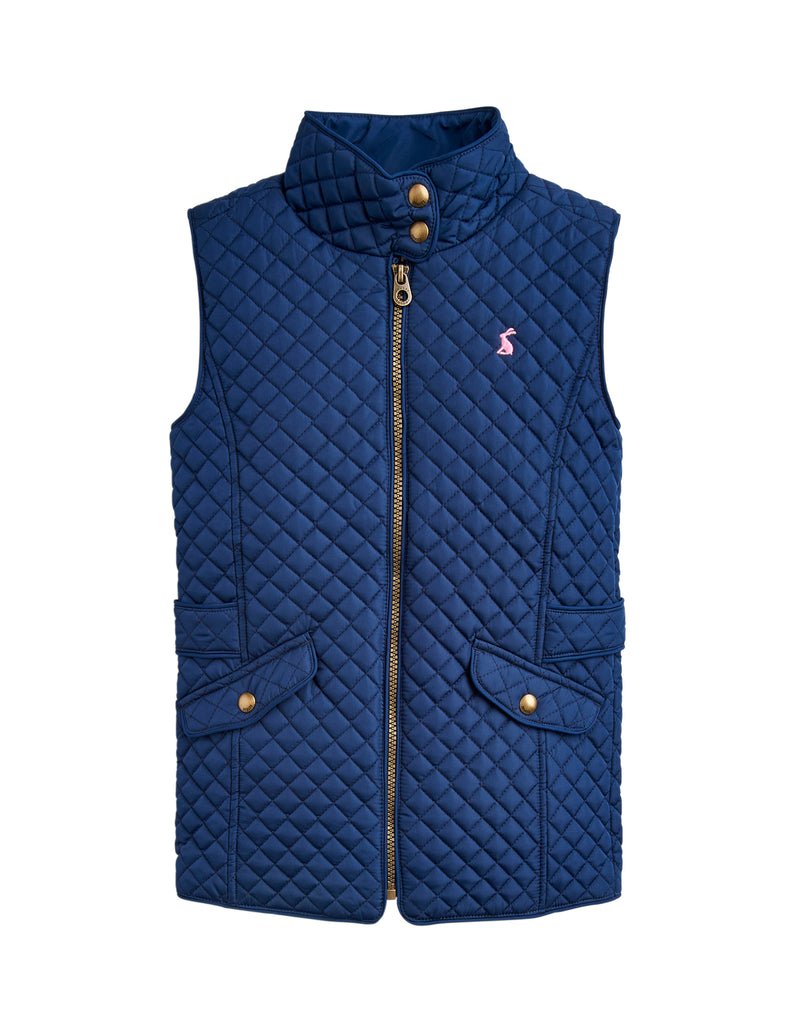 Jilly Quilted Gilet