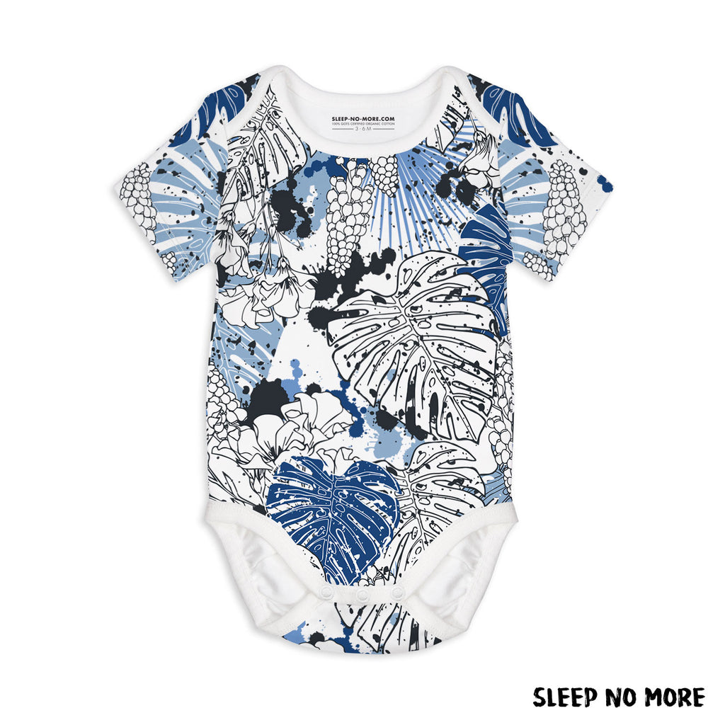 Short Sleeve Baby Bodysuit I'M NOT WEIRD I'M LIMITED EDITION