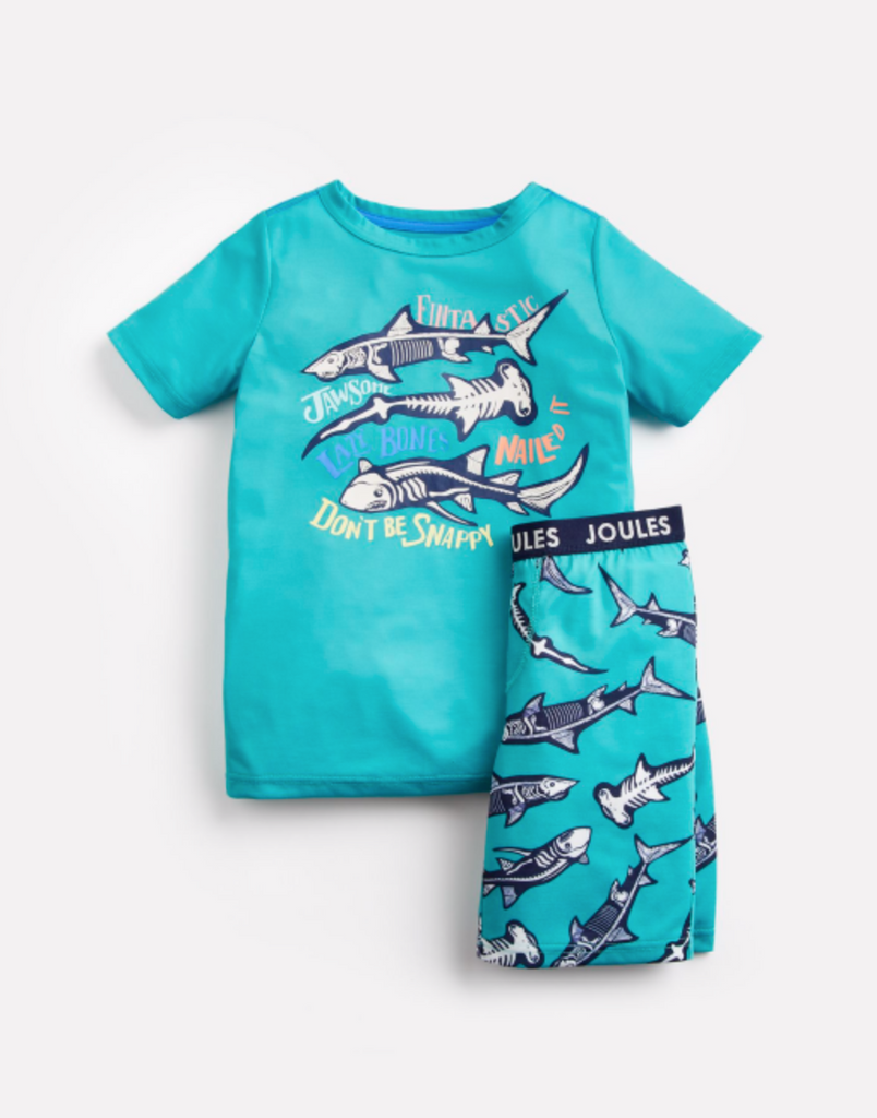 Rowley Short Pyjama Set