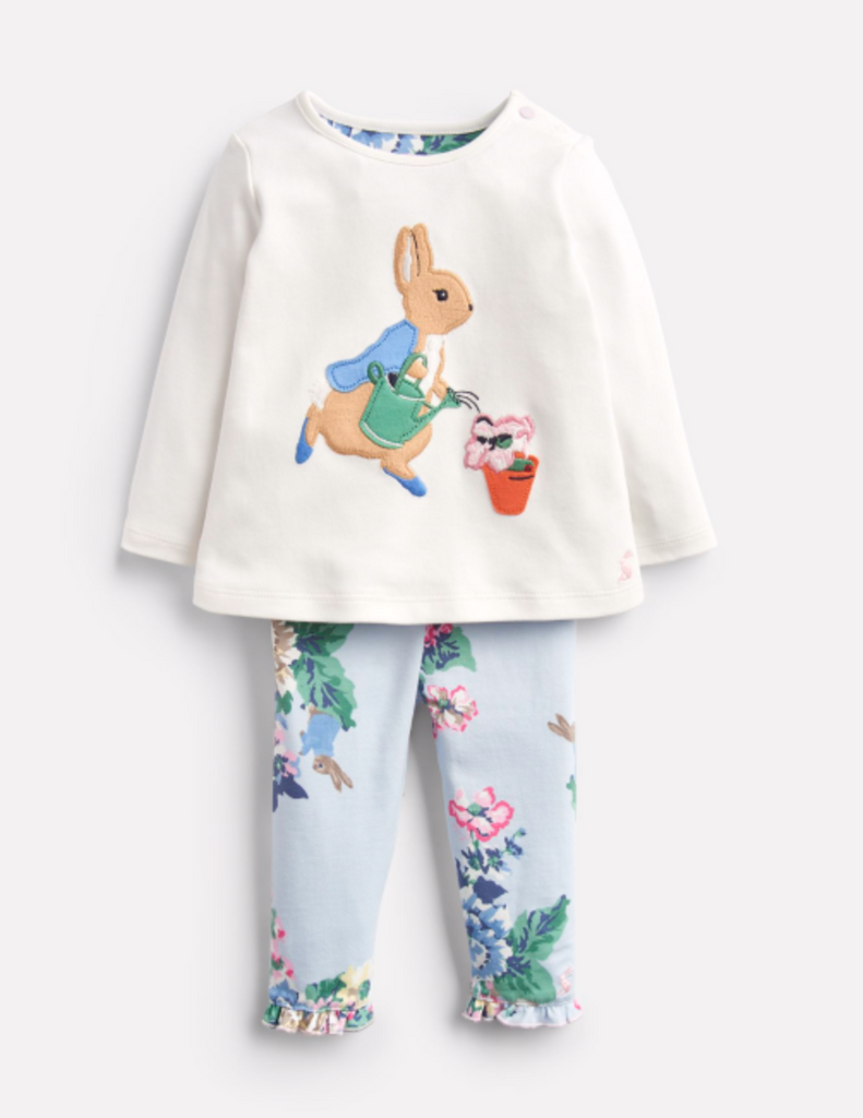 Poppy Peter Rabbit Set