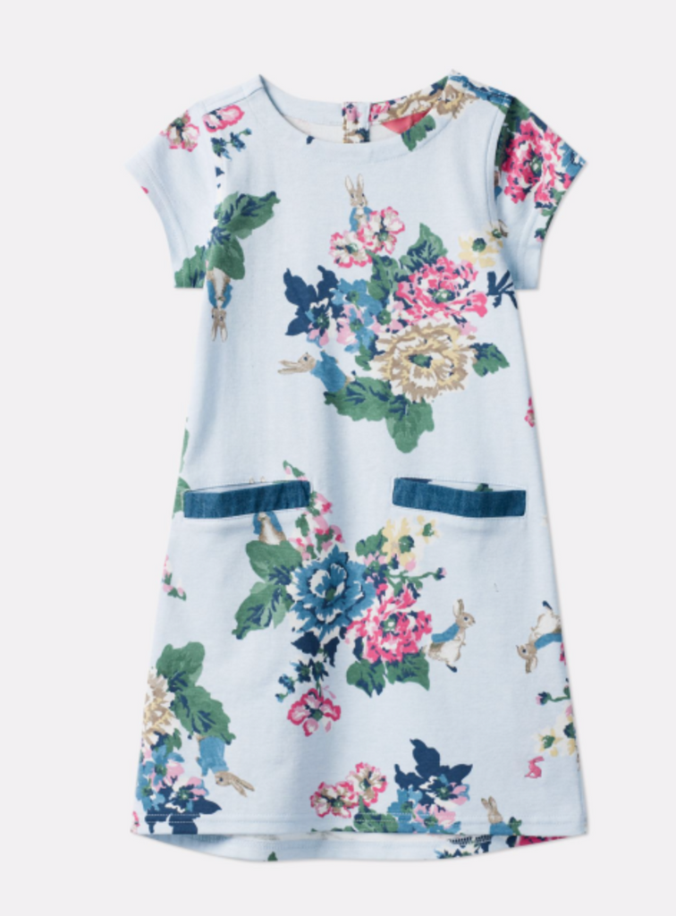 Patch Peter Rabbit Dress