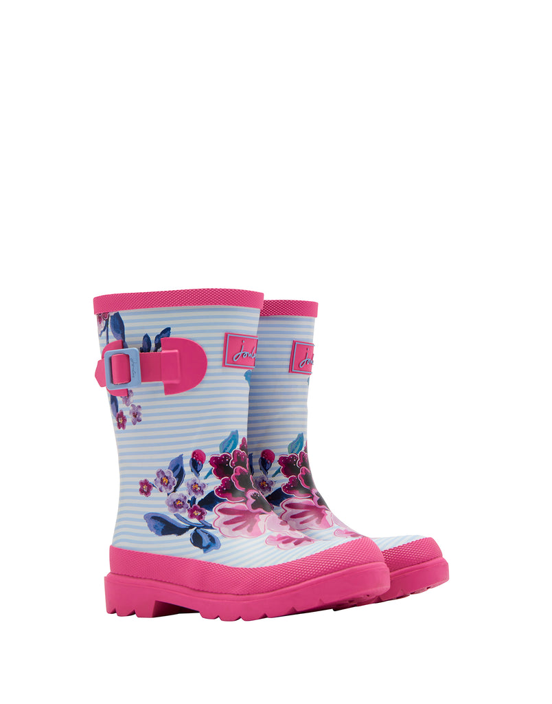 Girls Printed Wellies