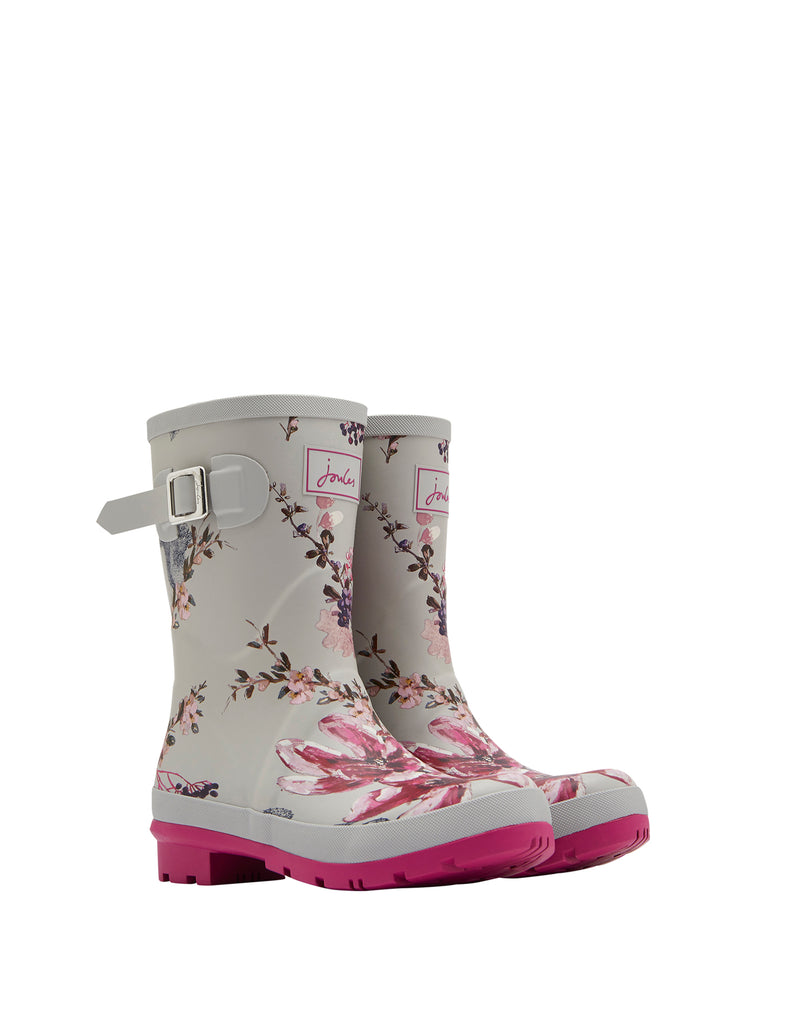 Molly Floral Wellies