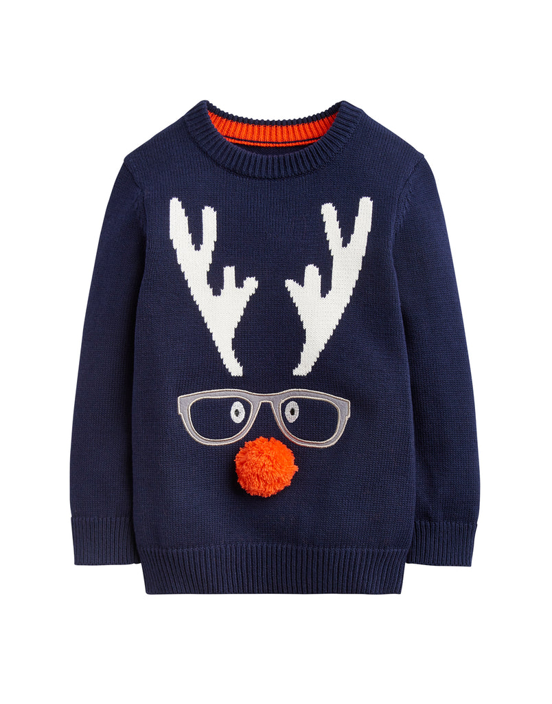 Kids Christmas character Jumper