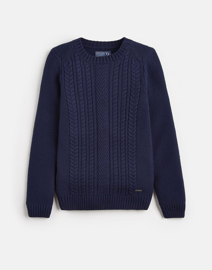 Donovan Cable Knit Sweater