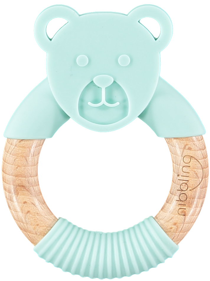 Ted Bear Teething Toy