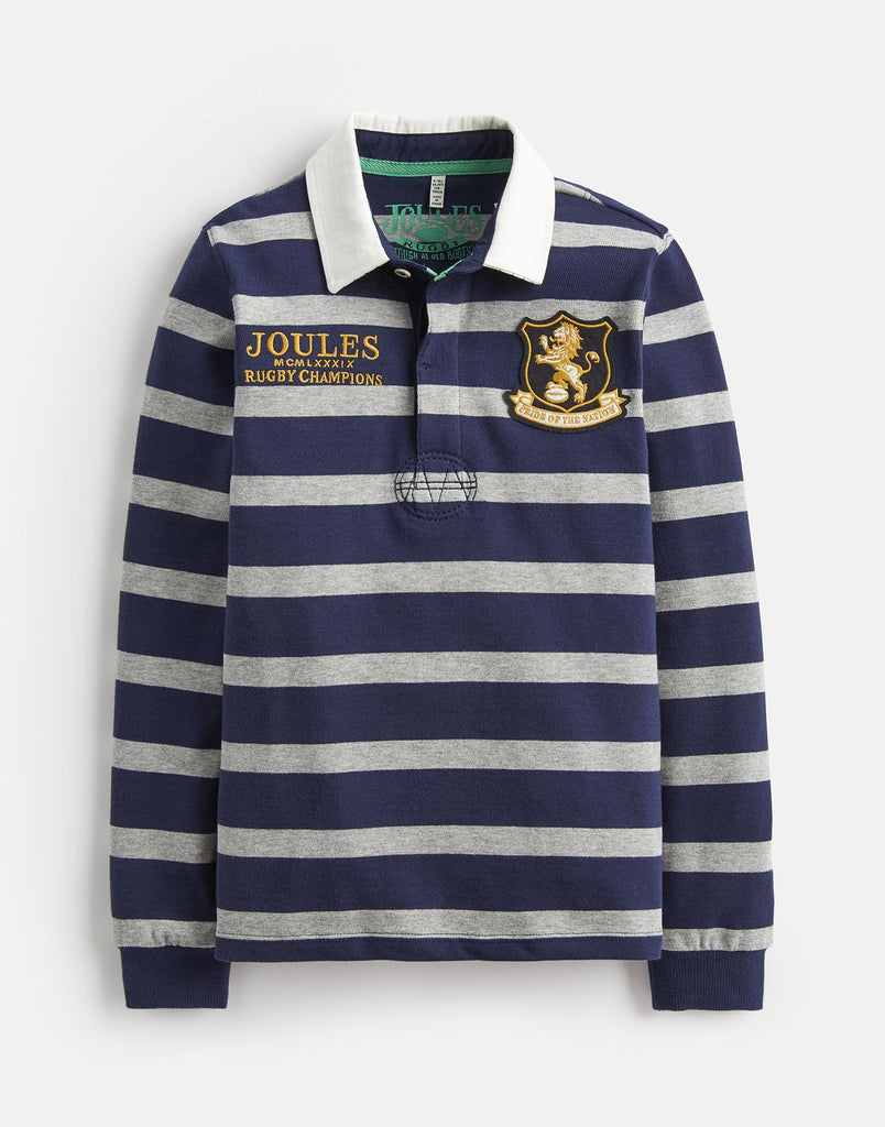 Woodrow Boys Rugby Top
