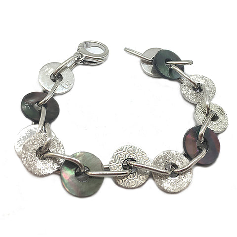 Ladies' Bracelet Guess CWB80806 (21 cm)