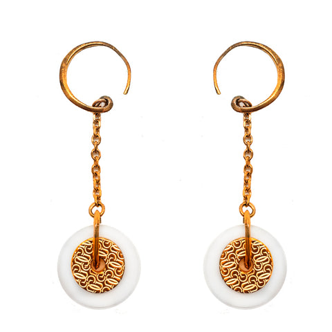 Ladies' Earrings Guess CWE10901