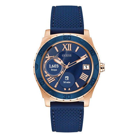 Unisex Watch Guess C1001G2 Bluetooth (44 Mm)