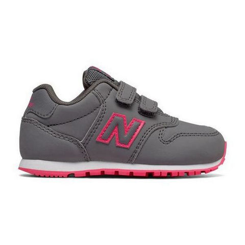 Baby's Sports Shoes New Balance KV500PNI Grey Fuchsia