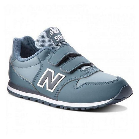 Children's Casual Trainers New Balance KV500GUY Blue