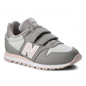 Children's Casual Trainers New Balance KV500PGY Grey Pink