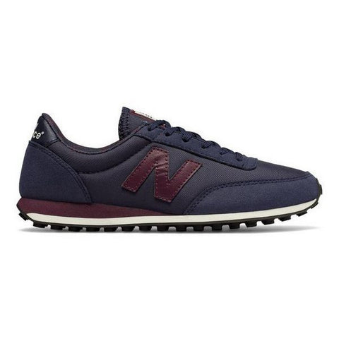 Women's Casual Trainers New Balance WL410PPW Navy blue Purple