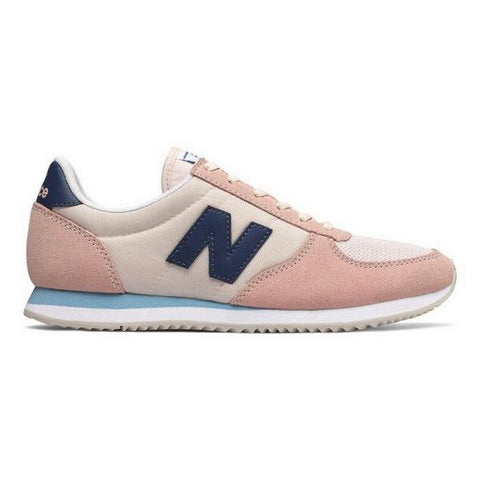 Women's Casual Trainers New Balance WL220AA Beige Pink
