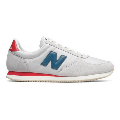 Men's Casual Trainers New Balance U220GB White Blue